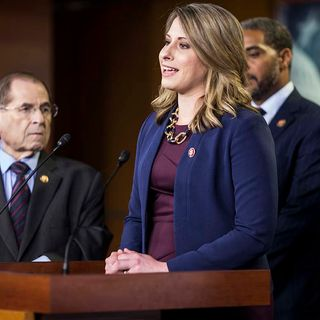 Katie Hill Resigns But Blames Husband For Her Actions