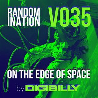 Randomination V035 - On The Edge Of Space