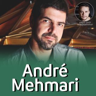 O SOM DA CENA - Música Original - André Mehmari