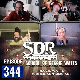 Reggie Watts (Comedian/Musician) - School Of Reggie Watts
