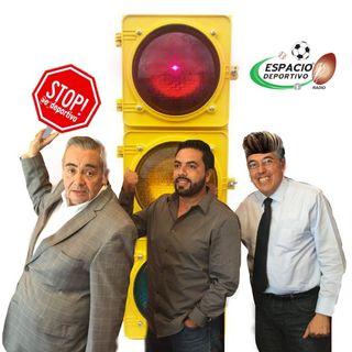 Comenzando la semana, no te pases el semáforo rojo en Espacio Deportivo de la Tarde 01 de Junio 2020