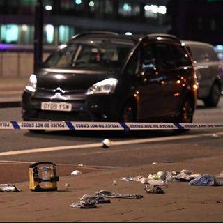 #London Falling - Truth Behind Trump Beheading - Paris Melts