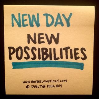 Daily Possibilities : BYS 129