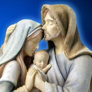 De la mano de San José, a Cristo Rey