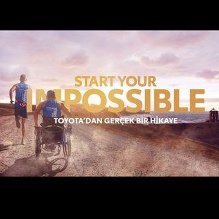 Bacakları Olmadan Kilometrelerce Bisiklet Süren Adam - Barış ASA