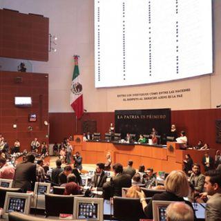 Senado luz verde para Ley de Extinción de Dominio