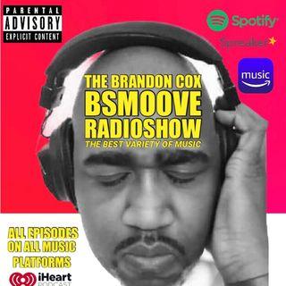 THE BRANDON COX BSMOOVE MORNING SHOW LIVE