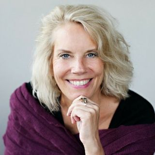 Cyndi Dale Talks 12th Chakra
