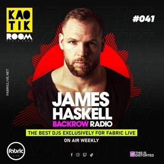 JAMES HASKELL - KAOTIK ROOM EP. 41