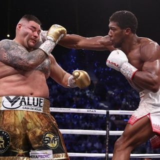 Ringside Boxing Show: Ruiz trades glory for gluttony, Joshua resurrects, Charlo's comfort zone, & Dmitriy Salita's world