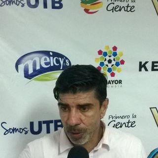 Rueda de Prensa Real Cartagena Vs Cúcuta Deportivo