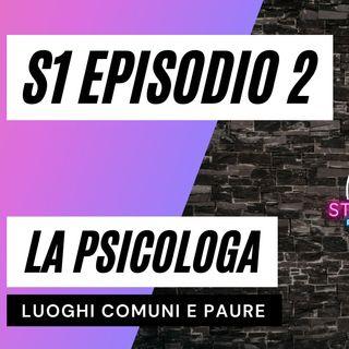 S1E2 - La psicologa