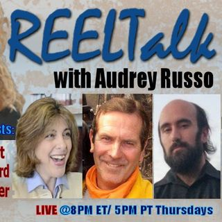 REELTalk: Author of The Red Thread Diana West, Nobel nominated Virologist Adam Gaertner and Author of the novel fOCUS Rodger Howard
