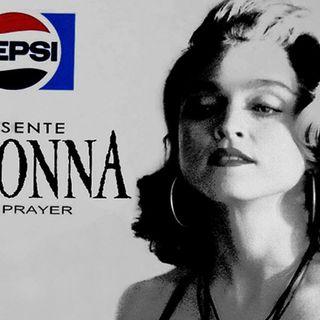 """¿Por qué """"Like a Prayer"""" fue un éxito gracias a Pepsi?"""