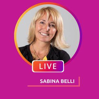 Sabina Belli e ABB - #SheTechBreakfast marathon
