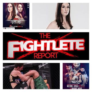 "Bellator 183 Brooke ""TheBully"" Mayo Fightlete Interview"