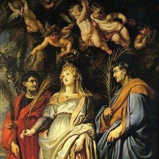 Santa Domitila mártir y compañeros