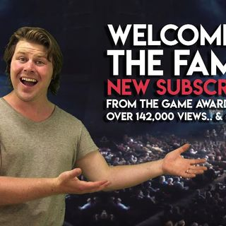 Welcome to our family new subscribers from the Game Awards stream!