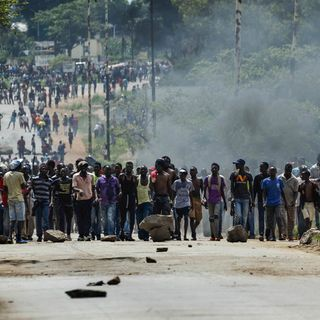 Vicious Crackdown in Zimbabwe +