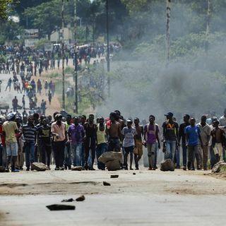 Vicious Crackdown in Zimbabwe +