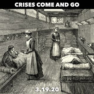 Crises Come and Go, While the Economy Endures.