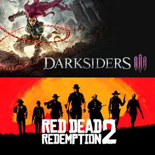 6x05 - Darksiders III y Red Dead Redemption 2