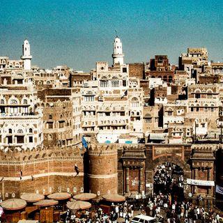 Sana'a, l'eterna capitale dello Yemen