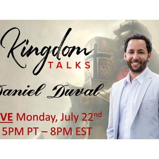 Dan Duval Gets Interviewed on Kingdom Talks