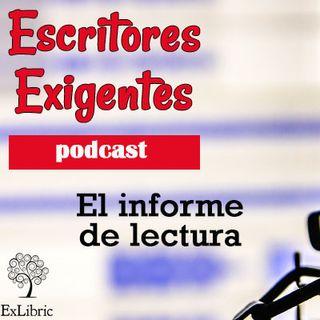 1x16 Escritores Exigentes El informe de lectura con Sole Núñez