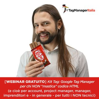 Kit Tag n. 5 - Ma sono io il proprietario di Google Tag Manager?