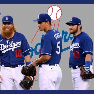 MLB: DODGERS siguen ganando terreno Y VAN POR MÁS