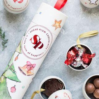 Sugar Plum Chocolates Make Holidays Sweeter