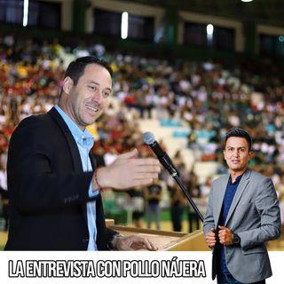 Entrevista con Juan Pedro Santa Rosa Gonzalez