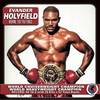 History of Heavyweight Boxing: Chapter 13 - Evander Holyfield