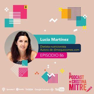 Por qué te harás flexitariano aunque, ahora, no lo creas con Lucía Martínez