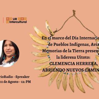 Clemencia Herrera: abriendo nuevos caminos
