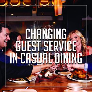 Changing Guest Services in Casual Dining | Coopers Hawk Winery