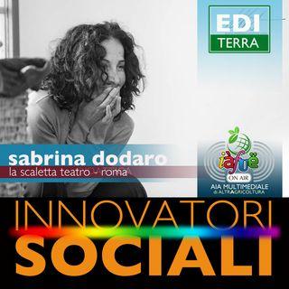05.05.20 - Sabrina Dodaro - La Scaletta Teatro
