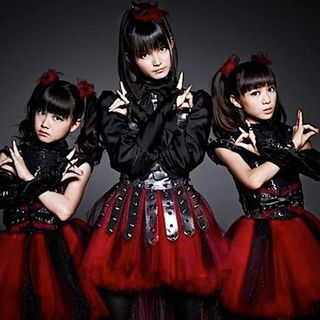 Music | BABYMETAL...I am uncomfortable....