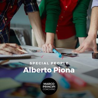 Podcast Special People con Alberto Piona