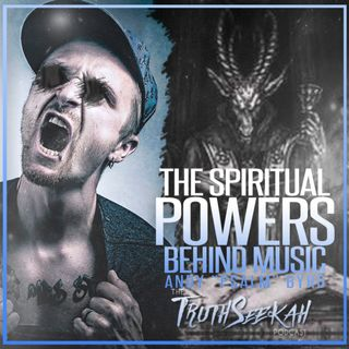 "The Spiritual Power Behind Music | Andy ""Psalm"" Byrd"