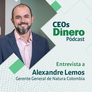 """""""La vida me ha enseñado a poner la energía donde vale la pena"""": Alexandre Lemos, gerente general de Natura en Colombia"""