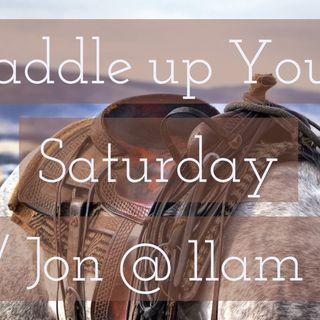 Saddle Up Your Saturdays w/ Jon