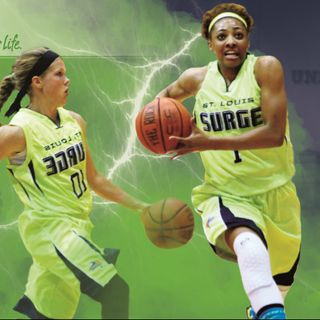 STL SURGE WOMEN'S BASKETBALL OPEN TRYOUTS