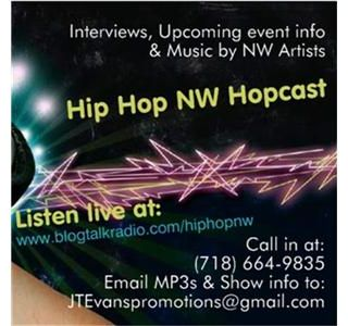 Hip Hop NW Hopcast Ep 14:- Interview with Bibster Beats