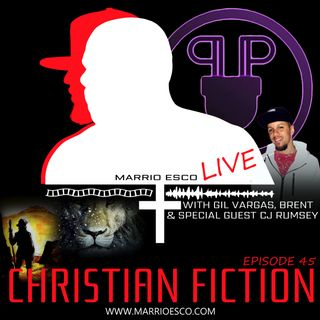 Episode 45 | Christian Fiction