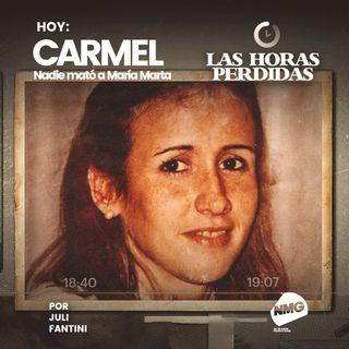 Carmel: Nadie mató a María Marta