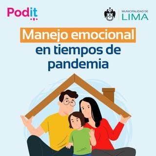 PEF Ep. 3 | Manejo Emocional en Tiempos de Pandemia