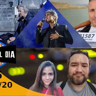 Nando Agueros | Patria | Ponte al día 296 (25/09/20)