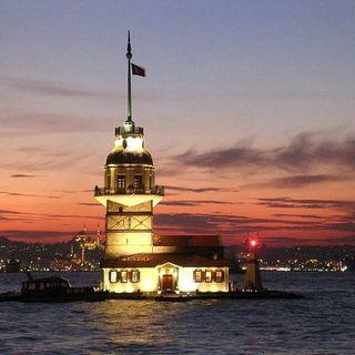 La Torre de la Doncella  - la leyenda-